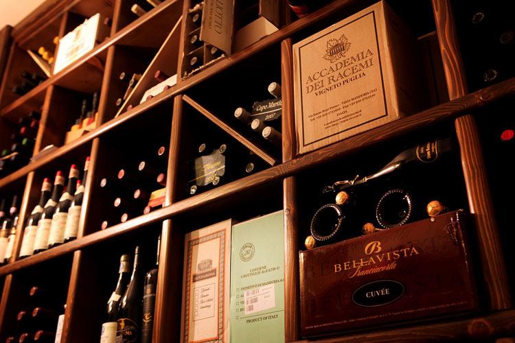wine bar abano terme