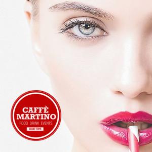 Alice Ferrazzi e Linda Farisato: speciale bellezza al Caffè Martino