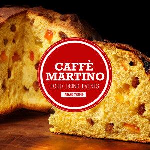 Il Primo Evento Di Natale Ad Abano Terme: Festa del Panettone Al Caffè Martino